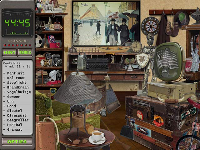 Spel Screenshot 3 G.H.O.S.T. Hunters: The Haunting of Majesty Manor