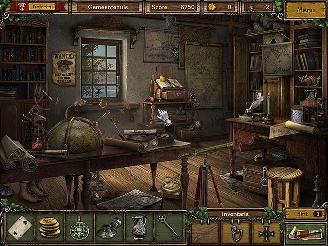 Spel Screenshot 1 Golden Trails 2: De Verloren Schat
