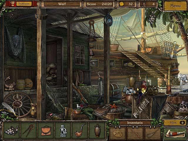 Spel Screenshot 3 Golden Trails 2: De Verloren Schat