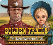 Feature Screenshot Spel Golden Trails: The New Western Rush