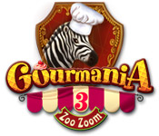 Feature Screenshot Spel Gourmania 3: Zoo Zoom