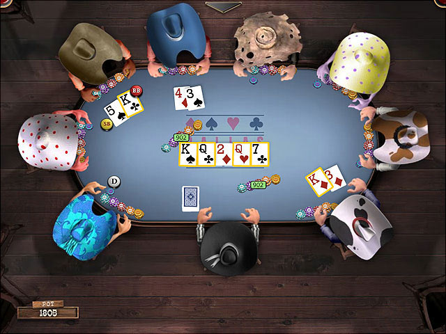 Spel Screenshot 1 Governor of Poker