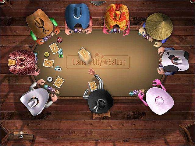 Spel Screenshot 3 Governor of Poker