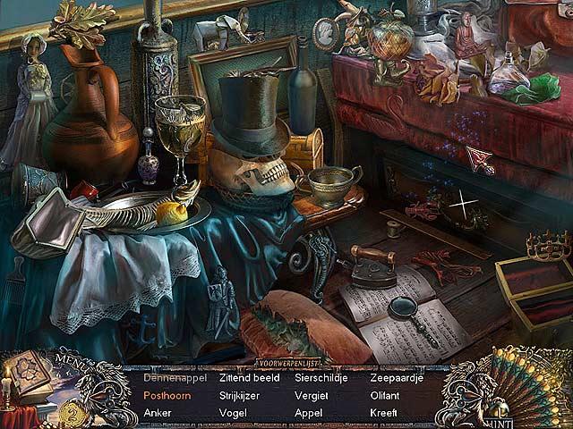 Spel Screenshot 1 Grim Facade: Het Mysterie van Venetië