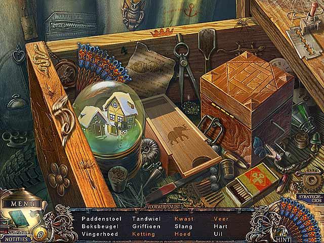 Spel Screenshot 3 Grim Facade: Wraak in Toscane Luxe Editie