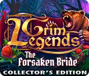 Feature Screenshot Spel Grim Legends: The Forsaken Bride Collector's Edition