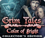 Feature Screenshot Spel Grim Tales: Color of Fright Collector's Edition