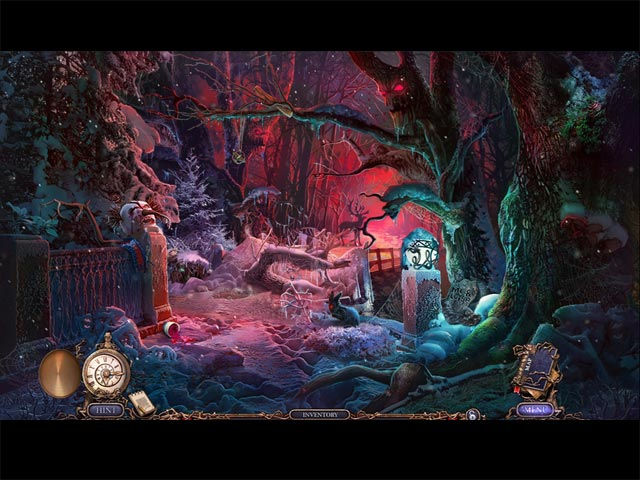 Spel Screenshot 2 Grim Tales: Color of Fright Collector's Edition