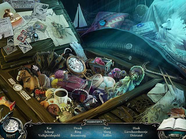 Spel Screenshot 3 Grim Tales: De Bruid