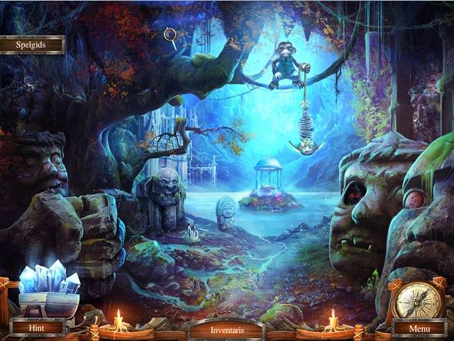 Spel Screenshot 2 Grim Tales: De Steenkoningin Luxe Editie