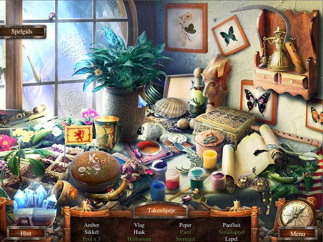 Spel Screenshot 3 Grim Tales: De Steenkoningin Luxe Editie