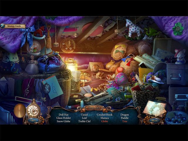 Spel Screenshot 1 Grim Tales: The Vengeance Collector's Edition