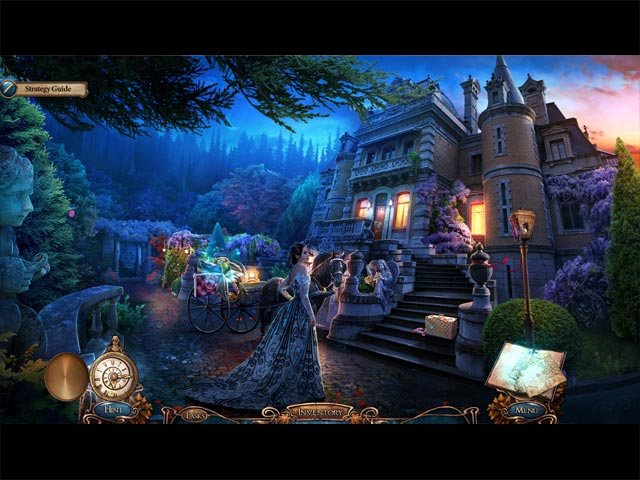 Spel Screenshot 2 Grim Tales: The Vengeance Collector's Edition