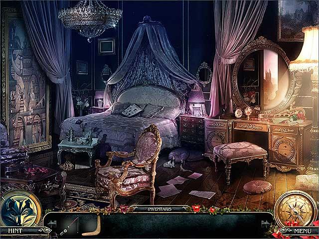 Spel Screenshot 2 Grim Tales: Wolven aan de Poort