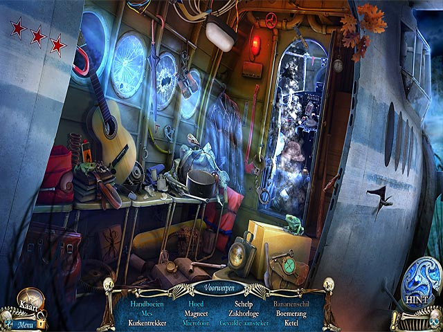 Spel Screenshot 1 Hallowed Legends: De Bottenboot
