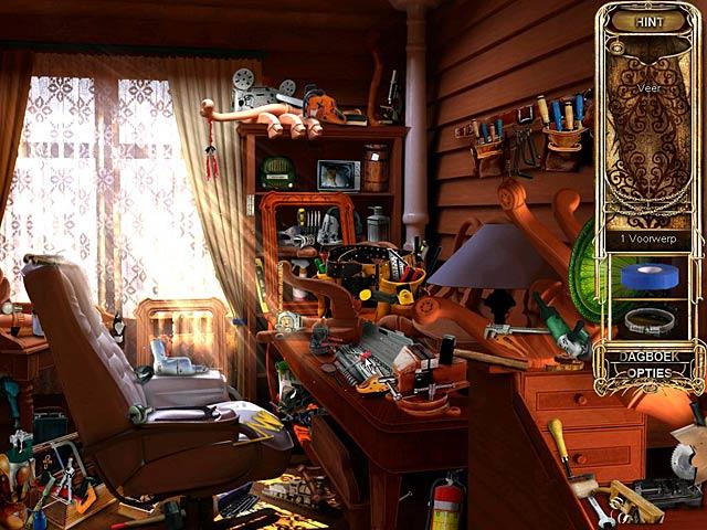 Spel Screenshot 1 Haunted Hotel II: Geloof de Leugens