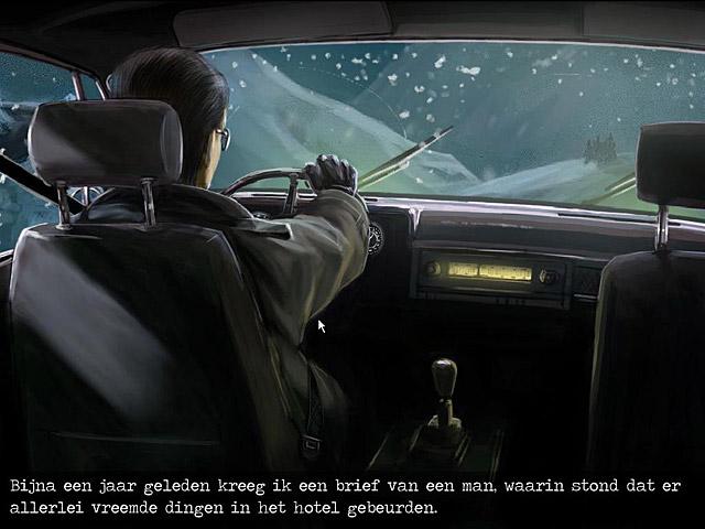 Spel Screenshot 2 Haunted Hotel II: Geloof de Leugens