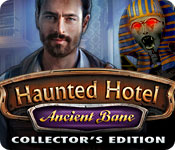 Feature Screenshot Spel Haunted Hotel: Ancient Bane Collector's Edition