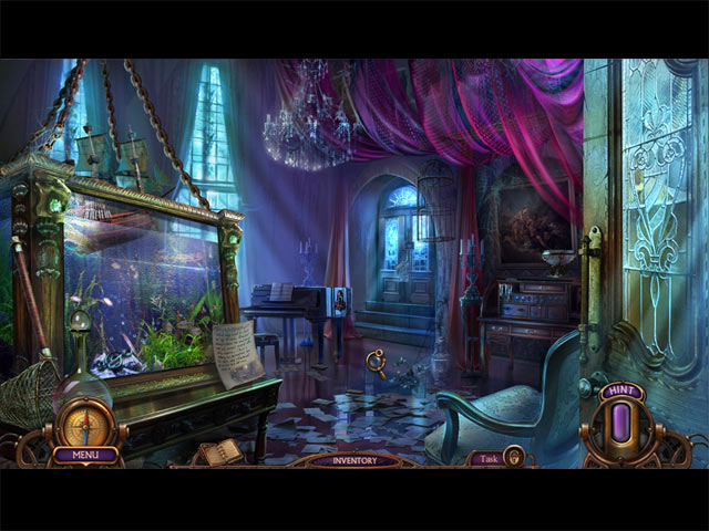 Spel Screenshot 2 Haunted Hotel: Ancient Bane Collector's Edition