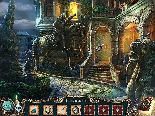 Spel Screenshot 2 Haunted Legends: De Bronzen Ruiter