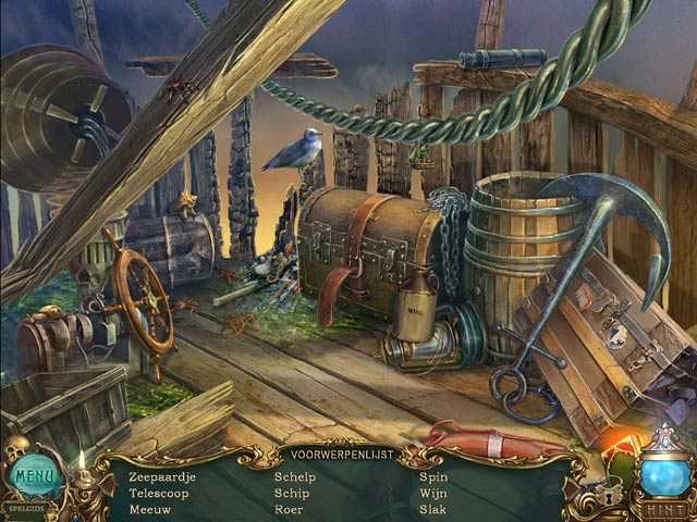 Spel Screenshot 3 Haunted Legends: De Doodgraver Luxe Editie