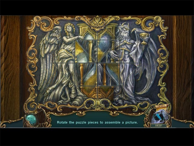Spel Screenshot 3 Haunted Legends: The Dark Wishes Collector's Edition