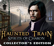 Feature Screenshot Spel Haunted Train: Spirits of Charon Collector's Edition
