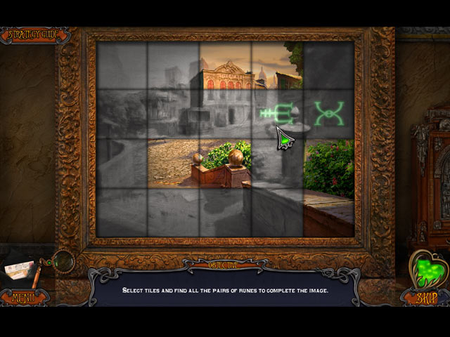 Spel Screenshot 3 Haunted Train: Spirits of Charon Collector's Edition