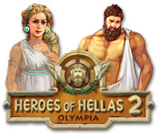 Feature Screenshot Spel Heroes of Hellas 2: Olympia
