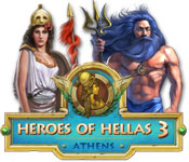 Feature Screenshot Spel Heroes of Hellas 3: Athens