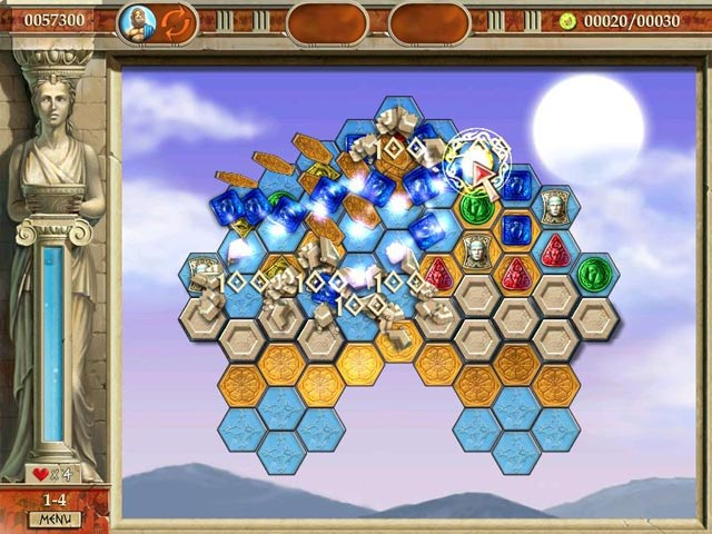 Spel Screenshot 1 Heroes of Hellas
