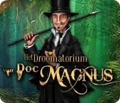 Feature Screenshot Spel Het Droomatorium van Doc Magnus