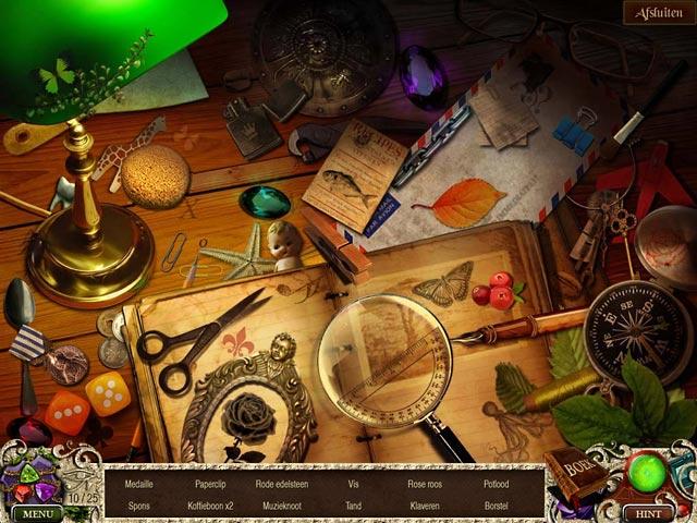 Spel Screenshot 1 Het Droomatorium van Doc Magnus
