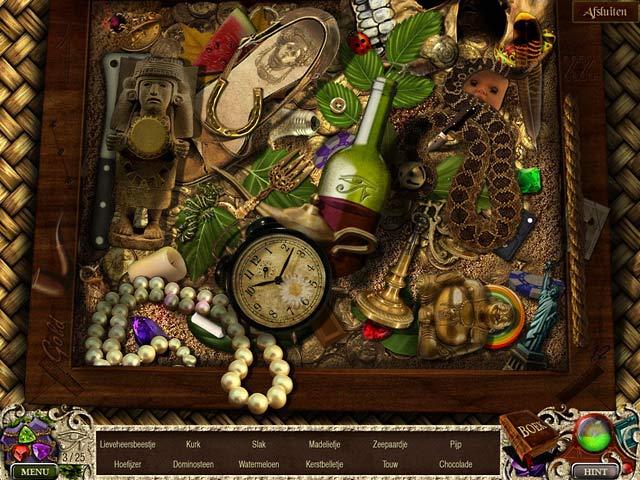 Spel Screenshot 3 Het Droomatorium van Doc Magnus