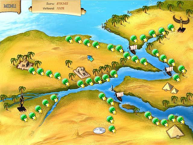 Spel Screenshot 2 Het Lot van de Farao