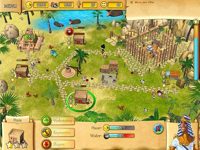 Spel Screenshot 3 Het Lot van de Farao