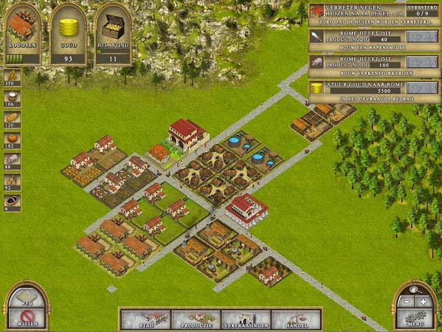Spel Screenshot 3 Het Oude Rome 2
