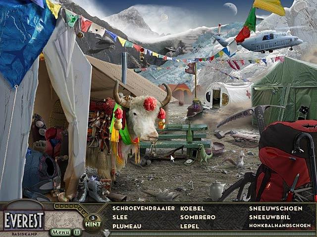 Spel Screenshot 3 Hidden Expedition: Everest