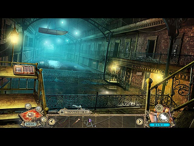 Spel Screenshot 1 Hidden Expedition: Smithsonian Hope Diamond Collector's Edition