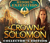 Feature Screenshot Spel Hidden Expedition: The Crown of Solomon Collector's Edition