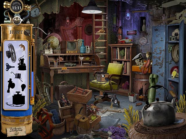 Spel Screenshot 1 Hidden Expedition: Titanic