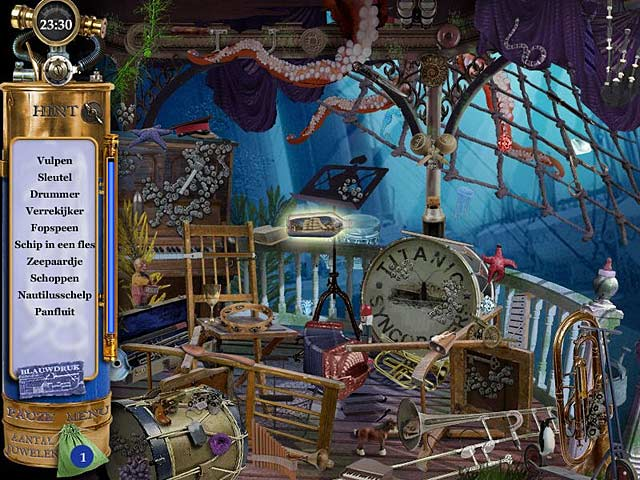 Spel Screenshot 3 Hidden Expedition: Titanic