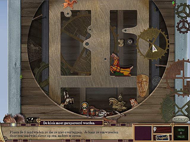 Spel Screenshot 2 Hidden in Time: Het Niet zo Verre Verleden