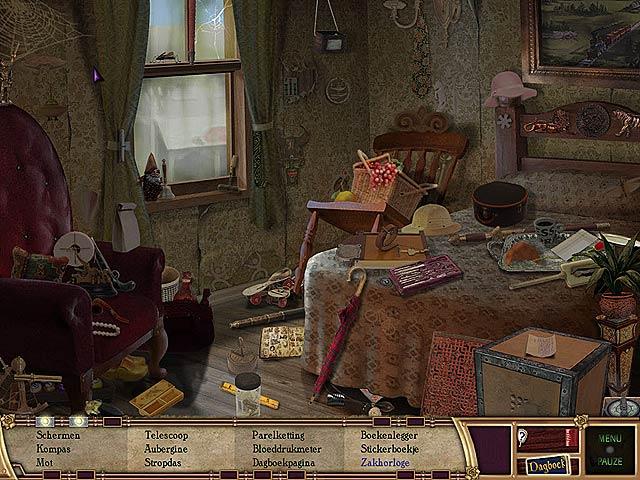 Spel Screenshot 3 Hidden in Time: Het Niet zo Verre Verleden