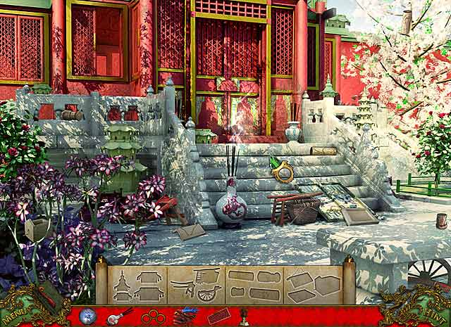 Spel Screenshot 3 Hidden Mysteries: De Verboden Stad