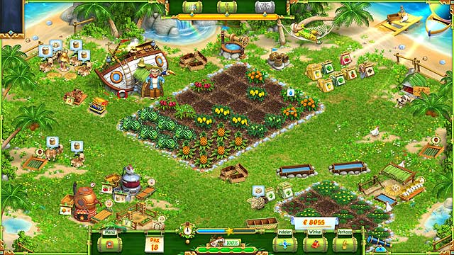 Spel Screenshot 1 Hobby Farm