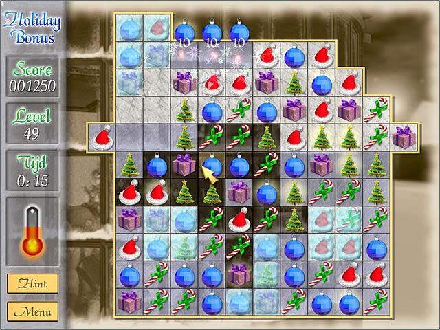 Spel Screenshot 2 Holiday Bonus