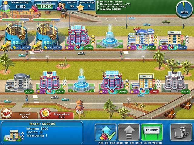 Spel Screenshot 1 Hotel Mogul: Las Vegas