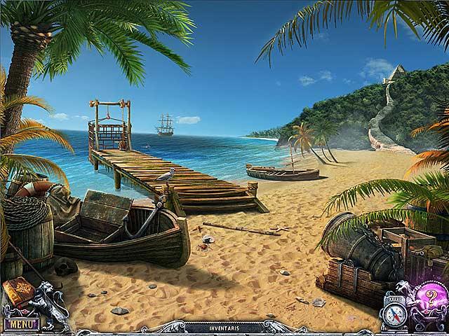 Spel Screenshot 2 Huis met 1000 Deuren: De Steen van Zoroaster