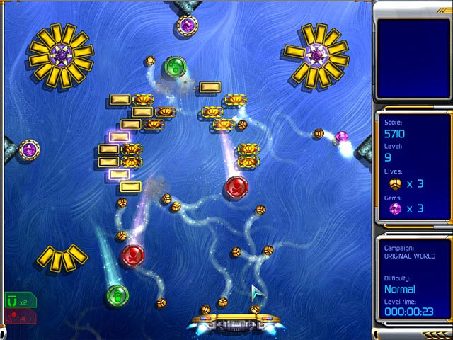 Spel Screenshot 1 Hyperballoid 2
